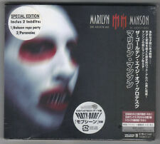 MARILYN MANSON : THE GOLDEN AGE OF GROTESQUE  [ JAPAN SPECIAL EDITION CD + DVD ]