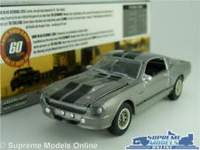 FORD MUSTANG ELEANOR MODEL CAR 1:64 SCALE GREENLIGHT LOOT CRATE SHELBY 1967 K8