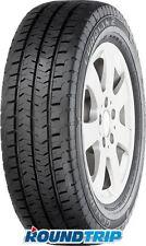 4 Summer Tyres 185 R14 C 102/100q General EuroVan 2