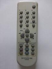 DAEWOO REMOTE CONTROL R-48A08