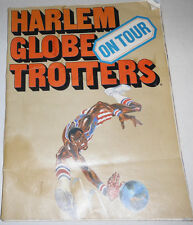 Harlem Globe Trotters Magazine On Tour 1979 080414R