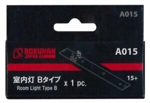 Rokuhan A015 Interior Lighting Kit Type B(1/220 Z Scale)