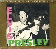 Presley, Elvis Elvis Presley RCA 24 Karat Gold CD mit Slipcase