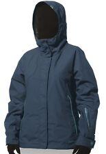 Dakine REIGN 10K Womens 2-Layer Snowboard Ski Jacket Small Blue Denim NEW
