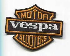 VESPA MOTOR SCOOTERS PATCH (MBP 194)
