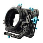 FOTGA DP3000 M3 Wide Angle mattebox rotatable filter tray + 4 donuts f nikon EOS