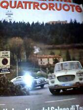 Quattroruote 120 1965 Salone di Torino
