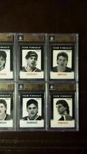 1991-92 Pinnacle B Insert Chris Chelios  BGS 9.5 Gem Mint Set Break!