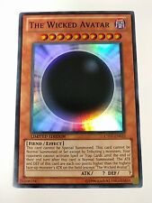 Yu-Gi-Oh Card CT07-EN023 THE WICKED AVATAR Super Rare English Excellent Yugioh