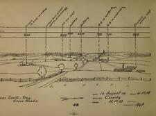 Military Topography Cartography Sketch Mapping Map Reading Surveying Book Scans