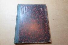 """Journal de bord et de relache  d'un officier  """" Petit Thouars """" 1916.17 Antilles"""