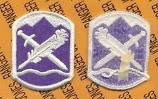 New listing Us Army 365th Civil Affairs Brigade uniform shoulder patch m/e