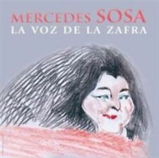 MERCEDES SOSA - LA VOZ DE LA ZAFRA USED - VERY GOOD CD