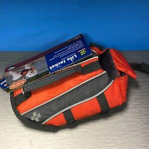 Top Paw XS Small Dog or Cat PFD Life Jacket Vest / Canoe Kayak Swim 10-15 Lbs