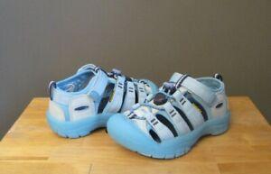 Keen Toddler Girl Boy Petit Four / Blue Mist Newport H2 Sandal US 8, 10, 11 NWOB