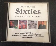 Various Artists The Greatest Sixties Album of All Time 1999 CD-buy 2 Get 1 Free