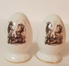 M.l. Hummel Salt & Pepper-Porzellan Reutter-Germany
