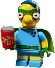 The Simpsons 2 Lego collectible minifig Fallout Boy - comic superhero