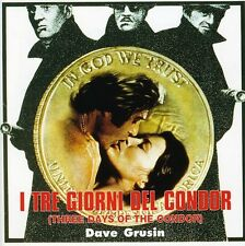Dave Grusin - Three Days of Condor [New CD]