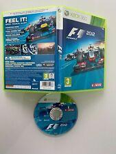 F1 2012 Xbox 360 Juego Envío Rápido Reino Unido