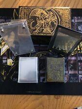 Yugioh Japanese Prismatic God Box Accessories - Slifer/Ra/Obelisk