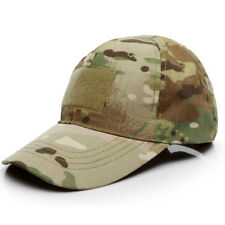 Camouflage Tactical Baseball Cap Camo Military Army Special Forces Airsoft Hat