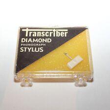 Transcriber PS-36 Diamond Phonograph Stylus - KST 100, Ebner 180, DMSN 100