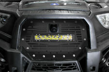 Steel Grille for RIDE COMMAND Polaris RZR 1000 XP 17+ LED LIGHT BAR Satin Black