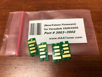 4 x New firmware Toner Chip (3903 - 3902) Refill for Xerox VersaLink C600, C605