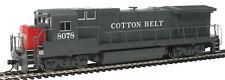 Spur H0 - Diesellok GE Dash 8-40BW Cotton Belt - 9555 NEU