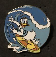 Disney Dlr - Cast Member Lanyard Series - Surfing (Donald Duck) Pin Imc