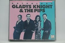 Gladys Knight & The Pips - Anthology 2x CD Album (Fat Jewel Case)  1st Press