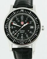 ZENO Army Limited Edition Automatic Date Ex Display Mens Wrist Watch