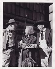 WALLACE BEERY FLORENCE RICE Director W S VAN DYKE Vintage CANDID MGM DBW Photo