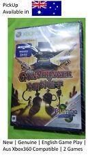 xbox 360 Kinect game  x 2 : Brand new GunStringer & Fruit Ninja DLC