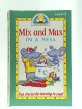 Mix and Max in a Mess - Level 2 Fun stories for learning to read (Parent & Chi,