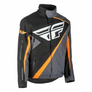 Fly Racing Snow SNX PRO Jacket- Medium