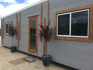 12x3m Transportable Building, Granny flat, Tiny House, Cabin