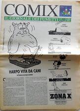 RIVISTA COMIX GIORNALE DEI FUMETTI  N.5 1992 MARTIN MYSTERE  COPIA OMAGGIO