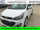 2022 Chevrolet Spark 1LT 2022 Chevrolet Spark 1LT 3 Miles Summit White 4D Hatchback 1.4L DOHC CVT