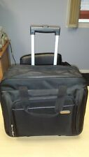 Used Targus TBR003-50 Exectutive - Roller Laptop Bag Trolley Black A10391