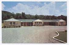 Chrome Schubert Motel, Wartburg, TN, 1960s, Tennessee