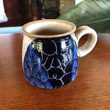 Diana Worthy for Crich Pottery Studio Pottery Stoneware Mug England