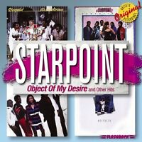 STARPOINT - Object of My Desire & Other Hits - CD - New & Sealed