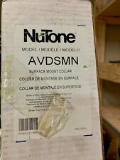 NuTone AVDSMN Surface Mount Collar For Built In Ironing Center