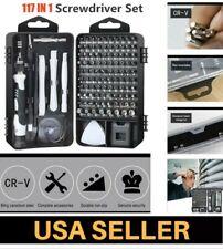 115 PCS Magnetic Precision Screwdriver Set Watch Mobile Phone Repair Tool Kit