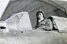 WWII Photo WW2 Japanese Zero Kamikaze Pilot  A6M  World War Two Japan / 2498