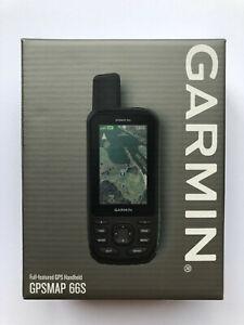 GARMIN GPSMap 66S - unbenutzt - mit Lenkerhalterung