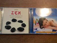 Vinito [2 CD Alben]  Zen + Gesundheit durch Entspannung / Yoga Meditation