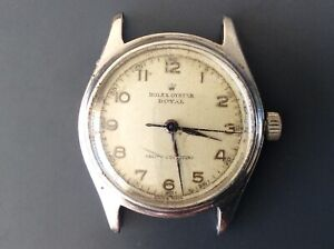 1959 GENTS ROLEX OYSTER ROYAL SHOCK RESISTING WRISTWATCH IN GOOD WORKING ORDER
